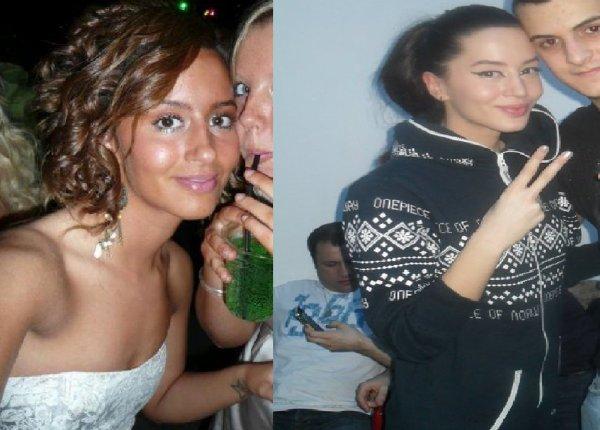 Dafina Zeqiri... Perpara dhe pas operacionet !!!  Cdo here me e keqe po bohet :)