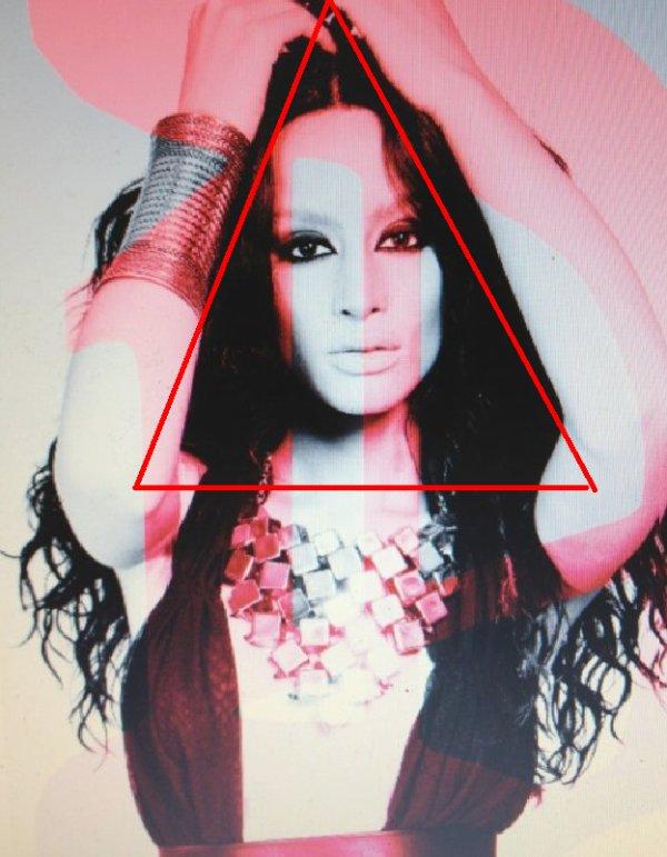 Edhe Wikipedia konfirmon qe Dafina eshte ne Illuminati (Mason shqiptare)