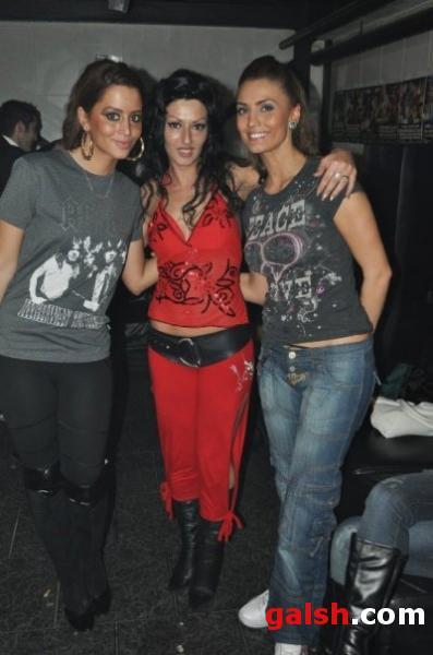 Dafina Zeqiri probleme me miqtë këngëtarë si Blero, Gentën, Zanfinën dhe Tunën