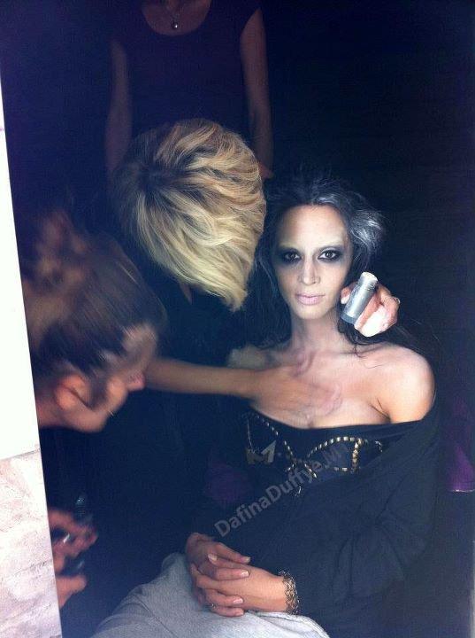Dafina Zeqiri ... Illuminati - Demon !!!!
