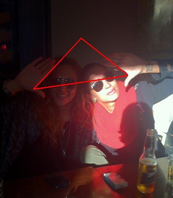 Dafina Zeqiri kurva e Illuminati