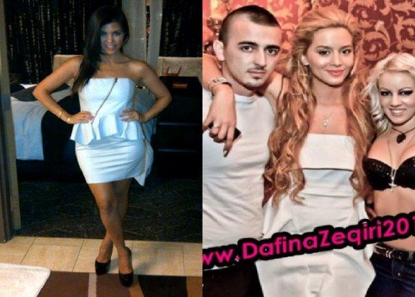 Dafina Zeqiri kopjon Motren e Kim Kardashian