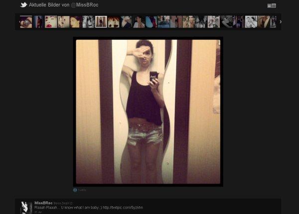 """Besa Zeqiri pranon ne Twitter qe eshte antare e sektit """"Illuminati""""."""
