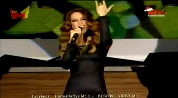 Dafina Zeqiri is a SATANIST !!!