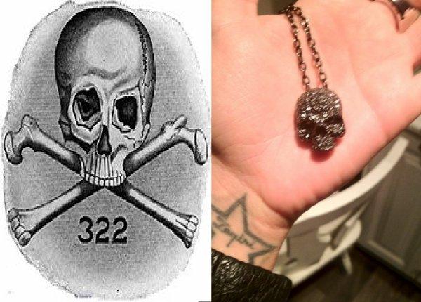 Dafina Zeqiri me simbolet sataniste !!!