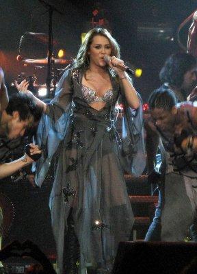 Concert à Brisbane en Australie