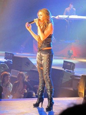 Concert à Melbourne en Australie