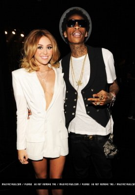 20 mai 2012 - Billboard Music Awards - Backstage