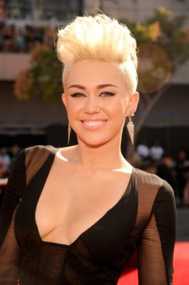 MTV Video Music Awards 2012 - Arrivée