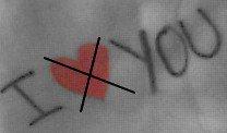 T'a détruis mon coeur !