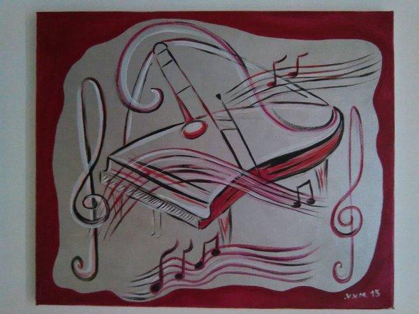 piano trombone