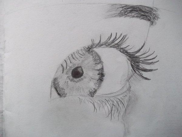 Un oeil (n°3)