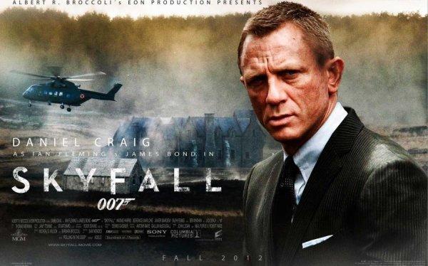 JAMES BOND 007 , ENFIN LA SORTIE DU 23eme OPUS