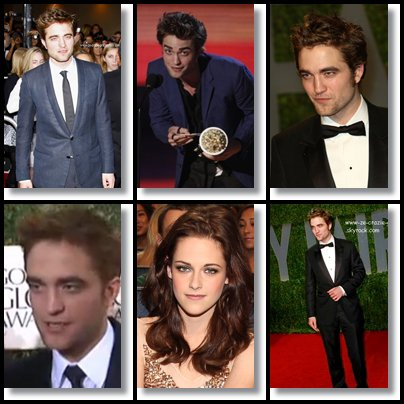 « Golden Globes 2011 robert pattinson et kristen stewart