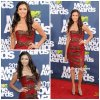 Nina au MTV Movie Awards .