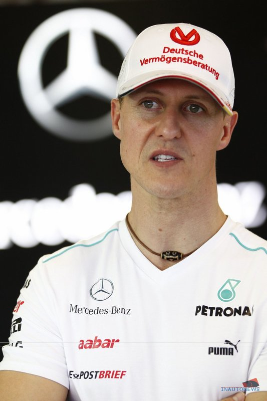 Biographie de Michael Schumacher