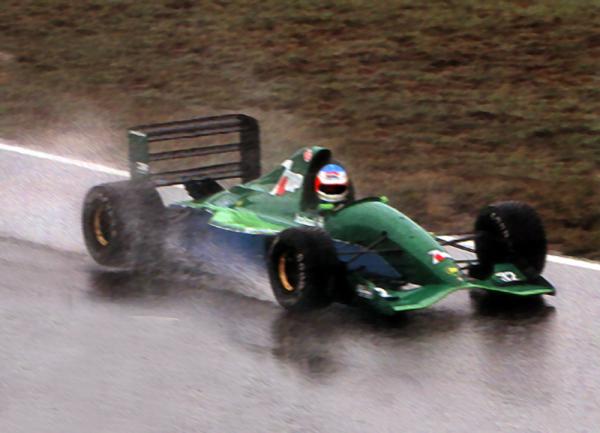Les débuts de Schumi en Formule 1 en 1991