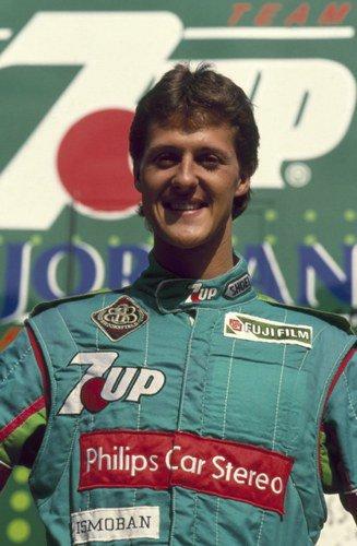 Schumi est une valeur sûr de la Formule 1 en 1992 et 1993