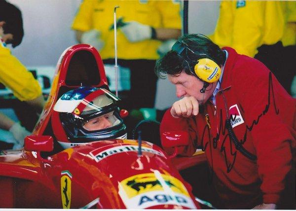 1997 est l'année du déclassement au championnat pour Schumi