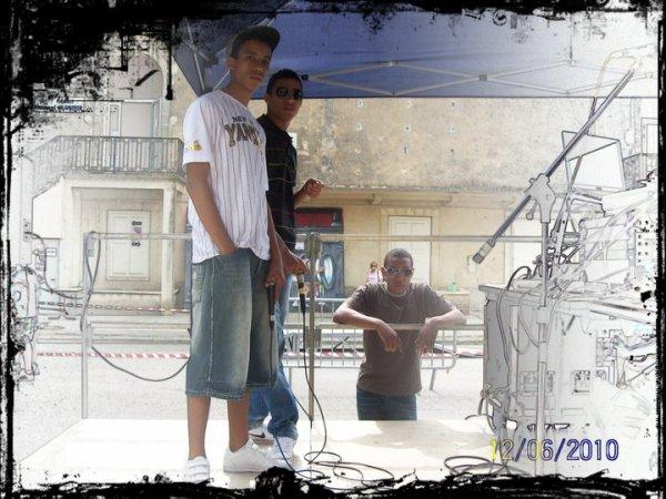Live des pirates du desert ' Juin 2010  '