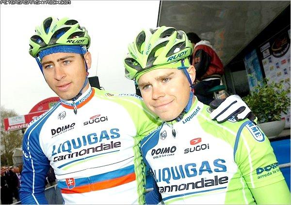 The Sagan Brothers