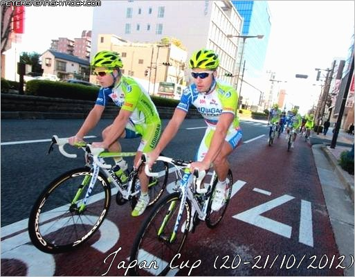 Japan Cup Critérium (20/10/2012)