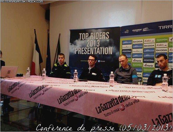 Tirreno-Adriatico (06/03/2013 - 12/03/2013)