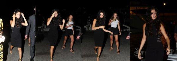 ✿ Selena sur un yacht avec ses amis / ✿ Selena quitte le yacht pour se rendre a un restaurant ensuite  / ✿ Selena se rendant dans un restaurant accompagnée de la mannequin Cara Delevingne / ✿ Selena de nouveau sur un yatch avec ses amis pour fêter son anniversaire / ✿ Selena a ajouté 2 photos sur Instagram pour son anniversaire