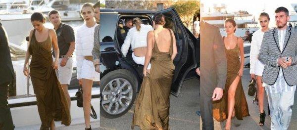 ✿ Selena se rendant dans un restaurant pour fêter son anniversaire / ✿ Photos de selena a son anniversaire / ✿ Selena sur son yatch avec Cara Delevigne et Tommaso Chiabra / ✿ Selena se promène dans Saint-Tropez / ✿ Selena se rend au Gala de Charité de Leonardo Dicaprio / ✿ Photos de selena au gala de charité !