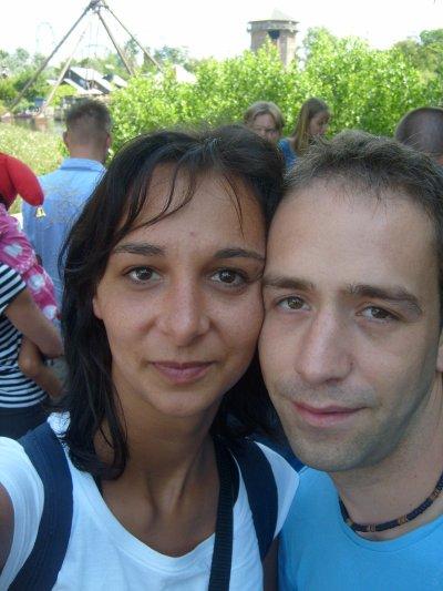 Mon amoureux et moi