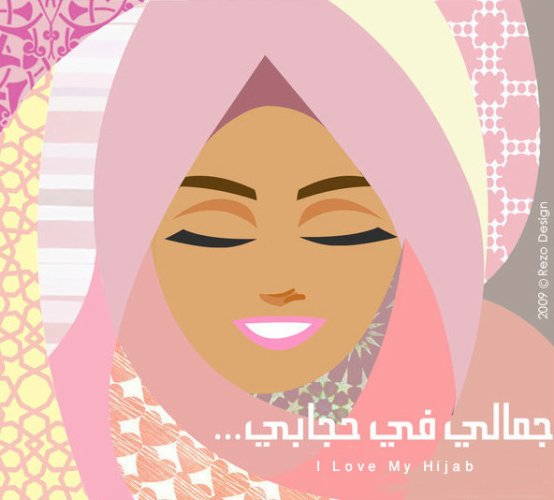 Comment Mettre Ton HIjab?