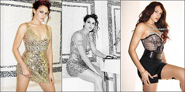___  Découvrez ou re découvrez un photoshoot d'Amanda pour le magazine Complex. ___