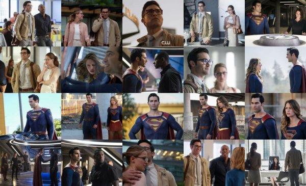 Supergirl 2x01 (Tyler Hoechlin)