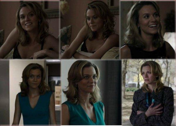 Hilarie Burton a travers les série