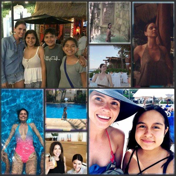 Avril 2017 Photo personnelle et vidéo instagram