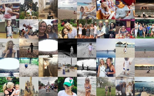 Juin 2017 Sortie photo réseau sociaux