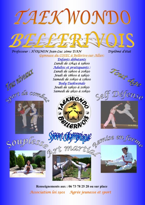 Taekwondo Bellerivois !
