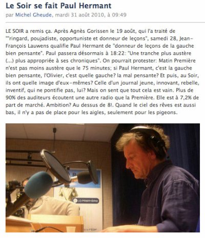 175 - Toujours ringard !