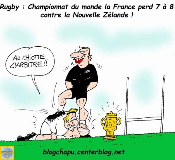 Coupe Du Monde De Rugby Bravo Les Francais Humour Du Jour