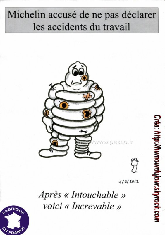 MICHELIN GONFLE
