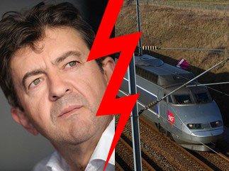 LA SNCF PREND PARTI POUR SARKOZY !