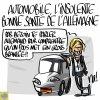 AUTOMOBILES  ALLEMANDES