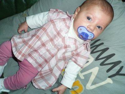 Shayna, la plus importante. Je t'aime très fort mon bébé ♥