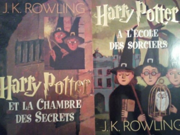 Harry Potter : Tome 1 et 2