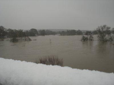 Innondation 2010  { Part. 1 } A Herbitzheim ( Bas-rhin ) - 67