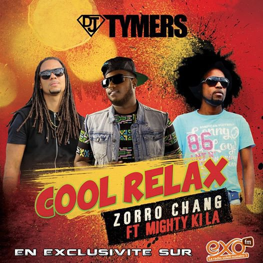 fredo3b / Dj Tymers ft. Mighty KiLa & Zorro Chang - Cool Relax (2014)