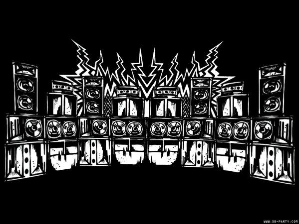 Hardcore, Breakcore, son de teuf - Le Trash quoi