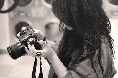 La Photographie me fait rêver.