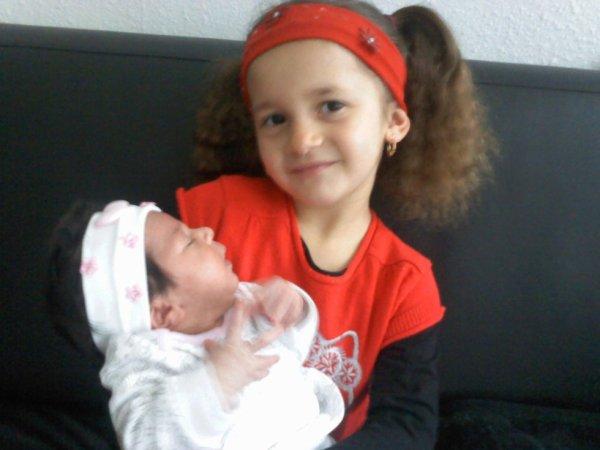 mes 2 poupée