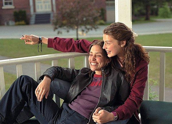 Paulie et Victoria